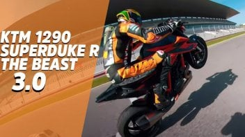 Moto - News: KTM Super Duke 1290 R 2020: all the journalists in love with the Beast!
