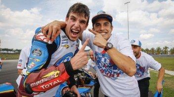 "MotoGP: Marc Marquez: ""I dream of the Dakar with my brother Alex."""