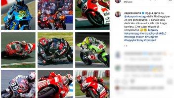 MotoGP: Buon compleanno Capirossi: una giornata su Sky tutta per Loris