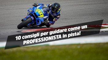 MotoGP: 10 consigli di Guintoli per guidare in pista come un professionista