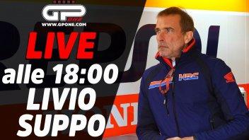 MotoGP: LIVE - Livio Suppo ospite della diretta alle 18:00 su GPOne