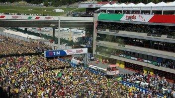 MotoGP: ULTIM'ORA - Il Gran Premio del Mugello rinviato a data da destinarsi