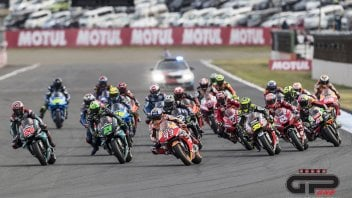 MotoGP: A restart without Moto2 and Moto3: Viegas says no, but the risk is there