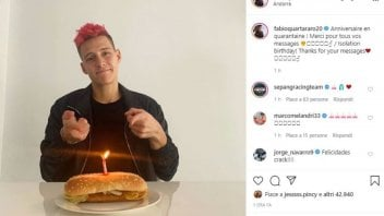 MotoGP: Punk birthday for Quartararo: Pretty in pink at 21