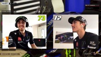 MotoGP: Nuovo coach per Vinales: Trastevere73 allena Maverick