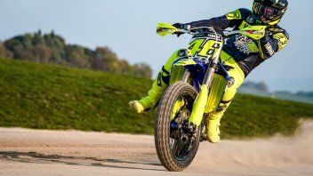 """MotoGP: Valentino Rossi: """"I'll tell you about the Ranch, my TT on dirt"""""""