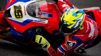 """SBK: Bautista: """"Il motore della Honda CBR? Sembra un due tempi"""""""