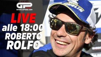 SBK: LIVE - Roberto Rolfo in diretta alle 18:00 sui nostri Social