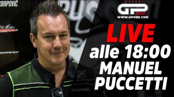 SBK: LIVE – Manuel Puccetti in diretta alle 18:00 sui nostri Social