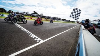SBK: Superbike follows soccer: calendar from September to May