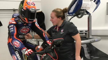 SBK: La forma dei piloti Superbike Yamaha messa alla prova a Loughborough