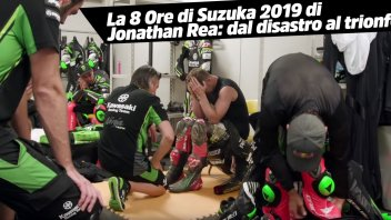 SBK: Jonathan Rea ed il racconto di Suzuka 2019: dal disastro al trionfo