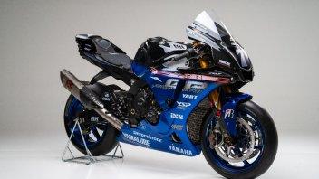 SBK: Yamaha punta sull'aggressività: ecco la livrea per la 8 Ore di Suzuka