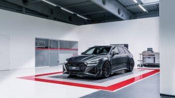 Auto - News: Audi RS6, per chi non si accontenta, ecco la ABT RS6-R da 740 cavalli!