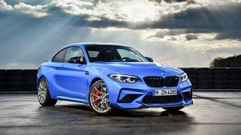 Auto - News: Stop alla produzione per la BMW M2: inquina troppo
