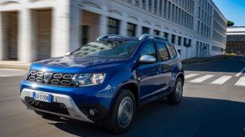 Auto - News: Dacia Duster 100 ECO-G: il GPL mette il Turbo. Ecco i prezzi