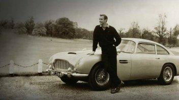 Auto - News: Aston Martin produrrà una versione speciale della DB5 di Bond