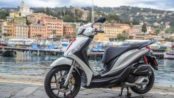 """Moto - News: Piaggio riparte verso una fase 2 in scooter """"a rate"""" e con sconti"""