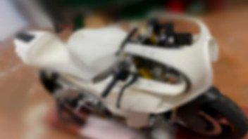 Moto - News: Bimota KB4, arrivano le prime foto ufficiali, ma….