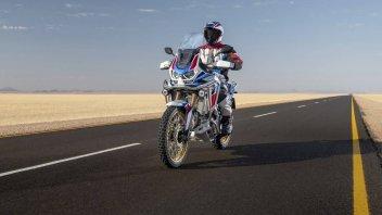 Moto - News: Con Honda si risale in sella ora e si inizia a pagare tra sei mesi