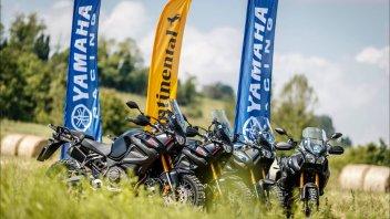 Moto - News: Yamaha Ténéré 700: tra le protagoniste al Blue Bike Camp