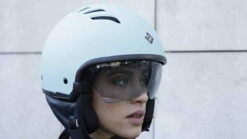 Moto - News: Da Tucano Urbano un casco fresco fresco per l'estate: EL'FRESH