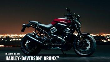 Moto - News: Harley-Davidson cambia rotta, nuovi modelli rimandati e cancellati