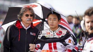 """Moto3: Suzuki: """"Voglio riportare il babbo di Marco Simoncelli sul podio"""""""