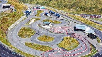 MotoGP: Riapre la pista di Andorra: 22 piloti potranno allenarsi, ma a gruppi