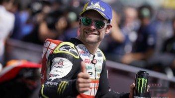 MotoGP: Crutchlow: Gli altri piloti hanno solo le corse, io anche una famiglia