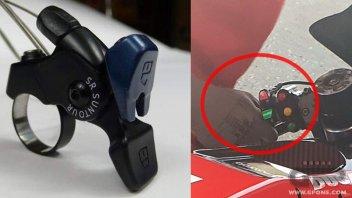 MotoGP: Ducati's secret revealed: Mountain Bike buttons for Dovi and Petrux