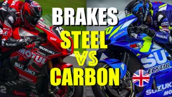 "MotoGP: Guintoli: ""Meglio i dischi freno in carbonio o in acciaio? Ve lo spiego"""