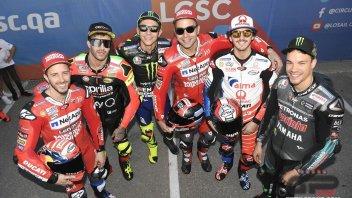 MotoGP: GP d'Italia, Dovizioso e Rossi sfidano Marquez al Mugello