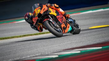 "MotoGP: Pol Espargarò: ""Nei test KTM tanti sorrisi ma anche progressi"""