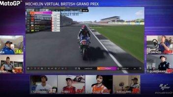 """MotoGP: Silverstone è """"Lorenzo's Land"""": Jorge vince al debutto virtuale"""