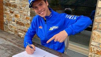 MotoGP: Suzuki chiude il mercato: Joan Mir insieme a Rins nel 2021 e 2022