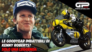 MotoGP: That's a take, Kenny Roberts in Europe: the king's speech
