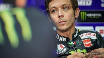 MotoGP: Rossi in pista per la beneficenza: un'asta online e in TV con Zanardi
