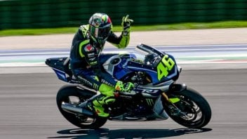 MotoGP: Anticipating the GP: Valentino Rossi sharpens his weapons in Misano with Yamaha