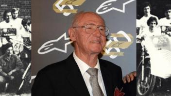 MotoGP: Farewell to Sante Mazzarolo, the brightest 'alpine star' of the world championship