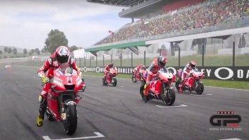 Playtime - Games: Pirro sul podio della Ducati Motorola e-Race della Motor Valley Fest Digital