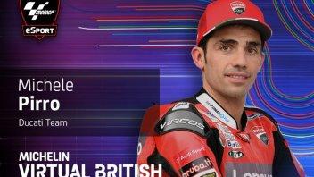 """Playtime - Games: Pirro pronto per la virtual race di Silverstone: """"Daremo spettacolo"""""""