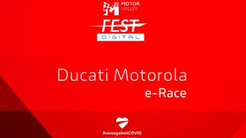 Playtime - Games: Ducati organizza per Motor Valley Fest Digital la Ducati Motorola e-Race