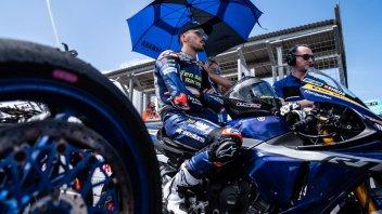 """SBK: Loris Baz: """"Con questa Yamaha voglio essere l'anti Rea"""""""