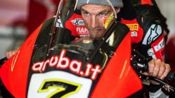 SBK: Davies: Operation Renewal with Ducati starts from over 2000 metres ASL