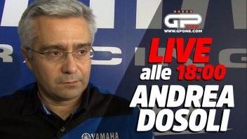 SBK: Dosoli svela i piani Yamaha di Toprak e van der Mark, LIVE alle 18