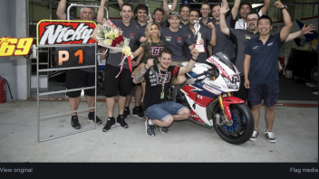 SBK: Four years ago today: Hayden took is 1st, and sadly only SBK victory