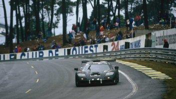 Auto - News: McLaren: 720S Edizione Limitata per il 25° della vittoria a Le Mans