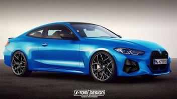 Auto - News: Nuove BMW M4 e Serie 4 cabrio: ecco come potrebbero essere