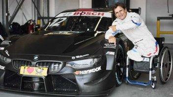 Auto - News: Zanardi, serious handbike accident, undergoing neurosurgical procedure